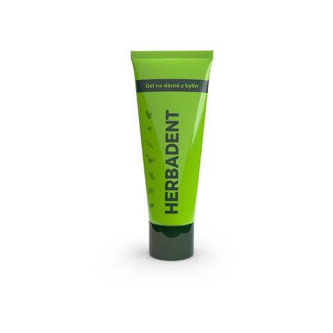 Herbadent Original gel na dásně 25g
