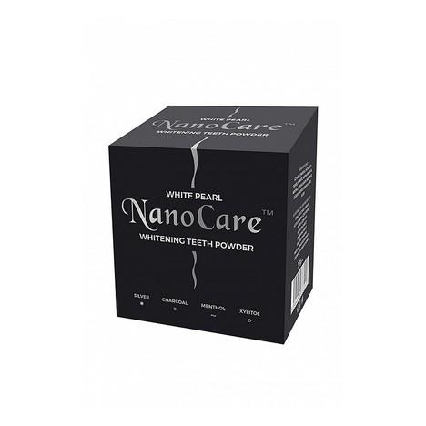White Pearl NanoCare bělicí zubní pudr 30 g