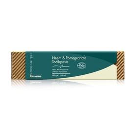 Himalaya Organique Neem&Pomegranate zubní pasta 150 g