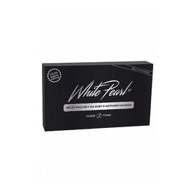 White Pearl Charcoal bělící pásky
