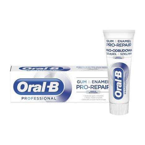 Oral-B Gum&Enamel Pro-Repair Gentle Whitening zubní pasta 75 ml