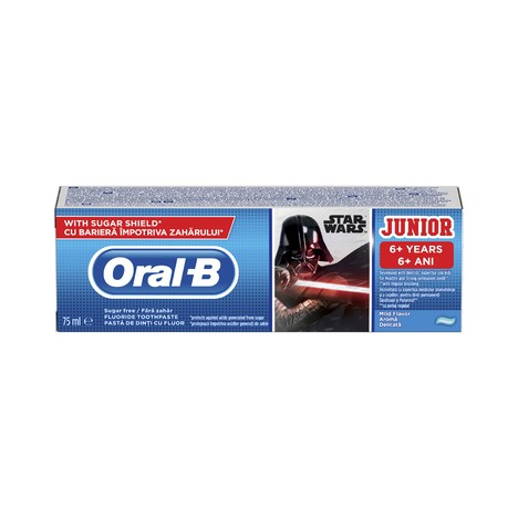 Oral-B Junior Star Wars zubní pasta 75 ml