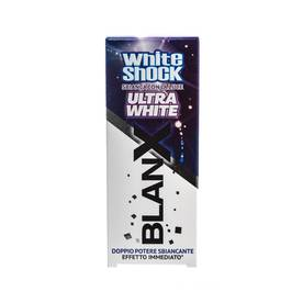 BlanX White Shock Ultra White bělící zubní pasta 50 ml
