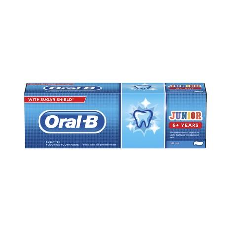 Oral-B Junior 6+ zubní pasta 75 ml