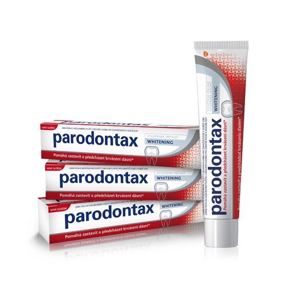 parodontax Whitening zubní pasta 3×75 ml