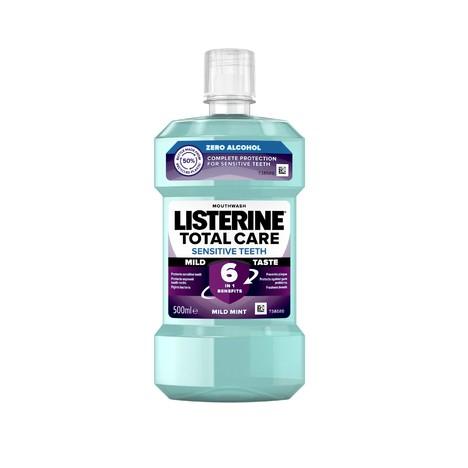 Listerine Total Care Sensitive Teeth ústní voda 500 ml