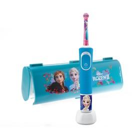 Oral-B Vitality Kids Frozen + cestovní pouzdro