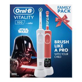 Oral-B Vitality 100 + Oral-B Kids Star Wars