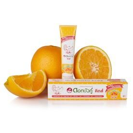 Twin Lotus Kids Orange dětská zubní pasta 35 g