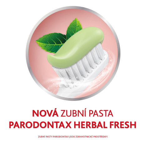 Parodontax Herbal Fresh zubní pasta 75 ml