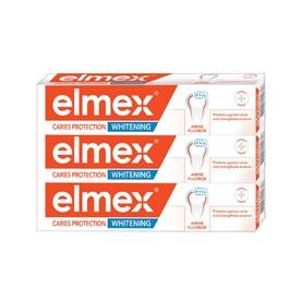 Elmex Whitening zubní pasta 3×75 ml