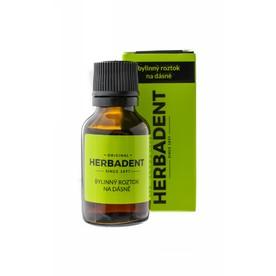 Herbadent Original bylinný roztok na dásně 25ml