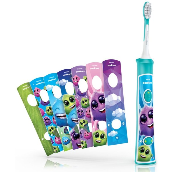 Philips Sonicare for Kids HX6321/04 zubní kartáček