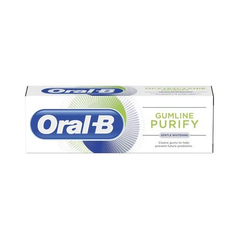 Oral-B Gumline Purify Gentle Whitening zubní pasta 75 ml