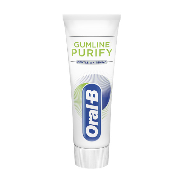 Oral-B Gumline Purify Gentle Whitening zubní pasta 75 ml