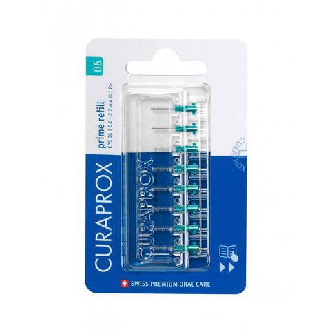 Curaprox CPS 06 prime REFILL mezizubní kartáčky 8 ks