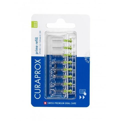 Curaprox CPS 011 prime REFILL mezizubní kartáčky 8 ks