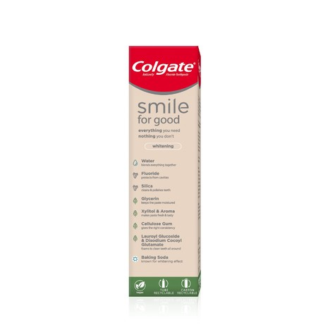 Colgate Smile For Good Whitening zubní pasta 75 ml