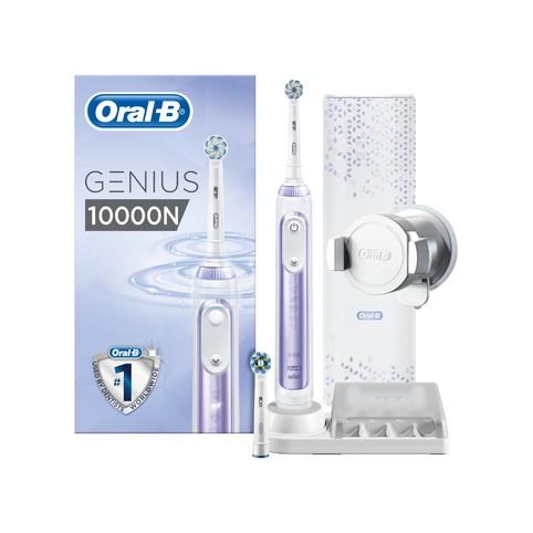 Oral-B Genius 10000N Orchid Purple zubní kartáček