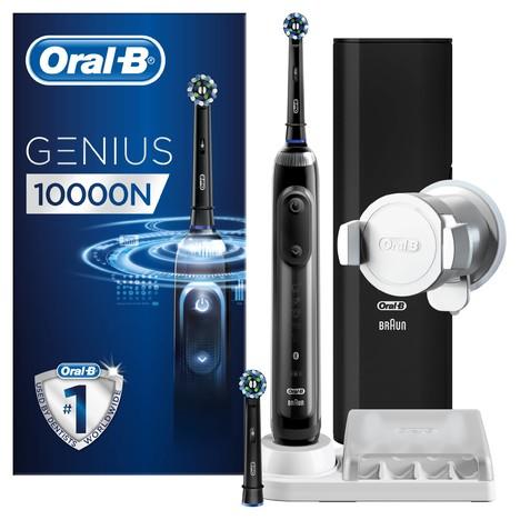 Oral-B Genius 10000N Black zubní kartáček