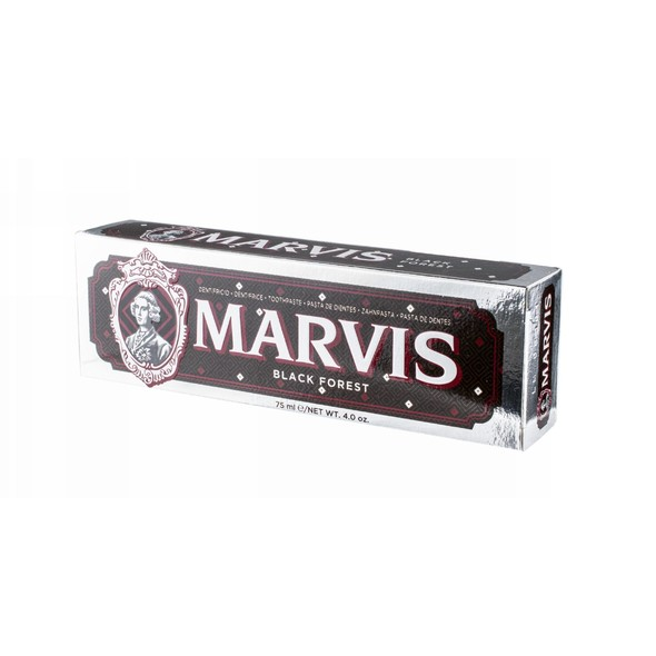 Marvis Black Forest zubní pasta 75 ml