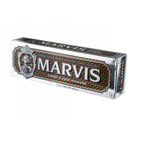 Marvis Sweet & Sour Rhubarb zubní pasta 75 ml