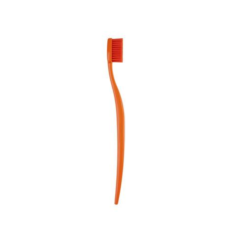 BioBrush Berlin ekologický zubní kartáček oranžový