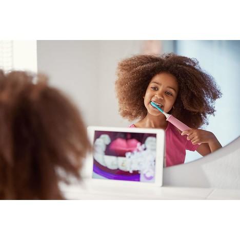 Philips Sonicare HX6352/42 for Kids Pink dětský sonický kartáček