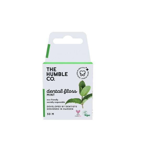 The Humble Floss Fresh Mint zubní nit 50 m