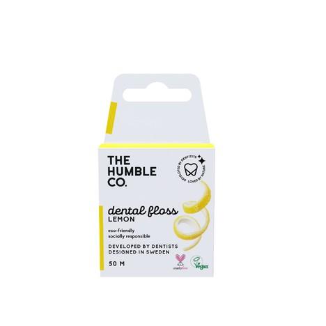 The Humble Floss Lemon zubní nit 50 m
