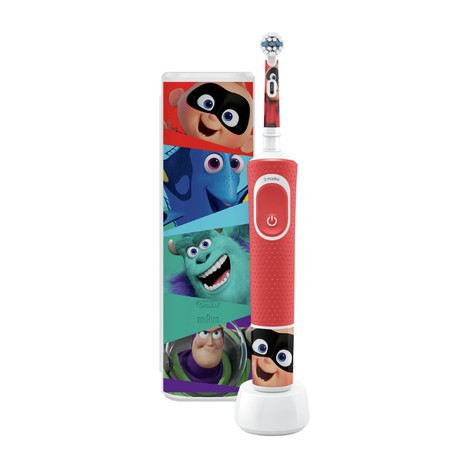 Oral-B Vitality Kids Pixar dětský zubní kartáček + cestovní pouzdro