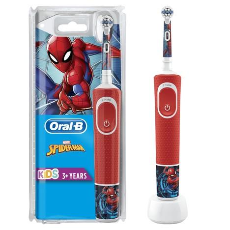 Oral-B Vitality Kids Spiderman dětský zubní kartáček