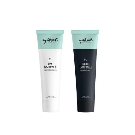 My White Secret zubní pasta 2 × 65 ml