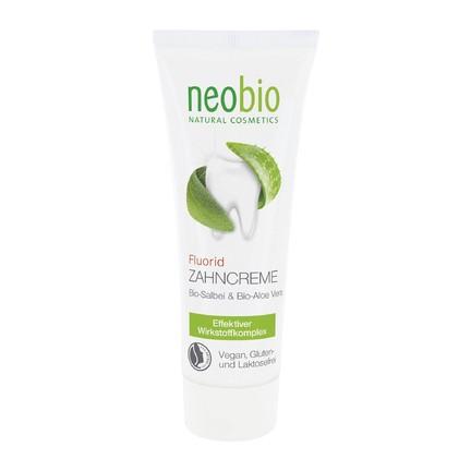 Neobio Sage & Aloe Vera zubní pasta 75 ml