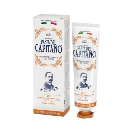 Pasta del Capitano Ace zubní pasta 75 ml