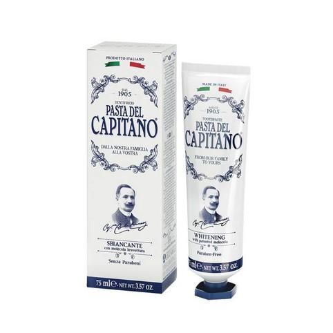 Pasta del Capitano Whitening zubní pasta 75 ml
