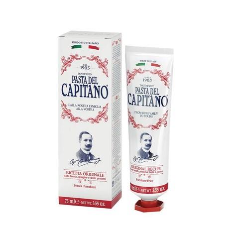 Pasta del Capitano Original Recipe zubní pasta 75 ml