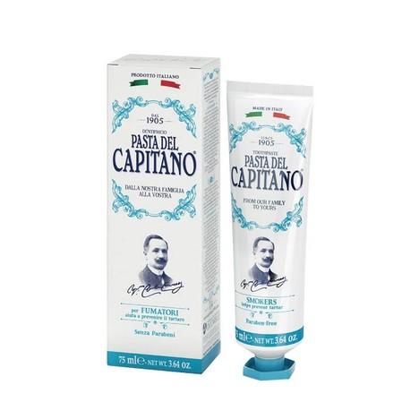 Pasta del Capitano Smokers zubní pasta 75 ml