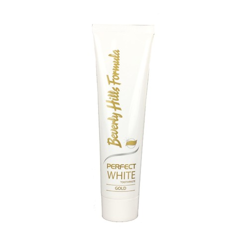 Beverly Hills Formula Perfect White Gold zubní pasta 100 ml