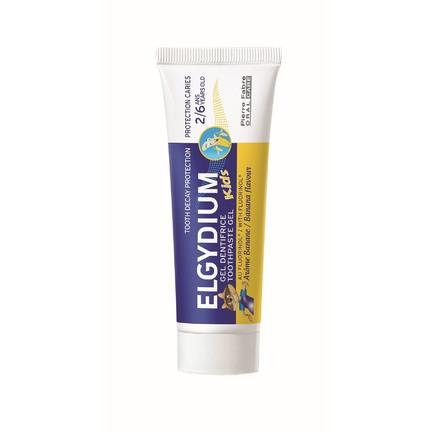 Elgydium Kids Banana dětská zubní pasta 50 ml