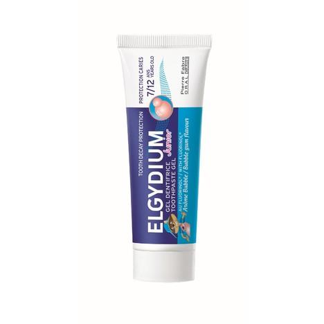 Elgydium Junior dětská zubní pasta 50 ml