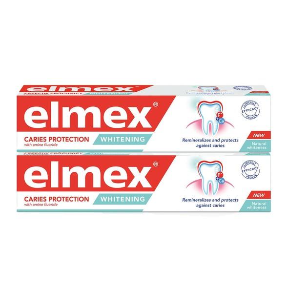 Elmex Whitening zubní pasta 2x75 ml