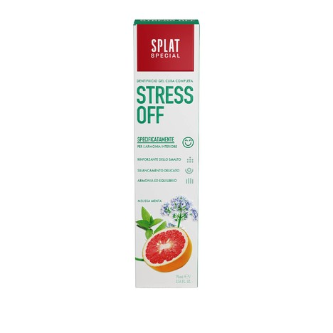 Splat Special Stress Off zubní pasta 75 ml