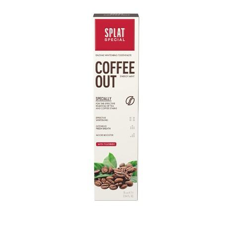 Splat Special Coffee Out zubní pasta 75 ml