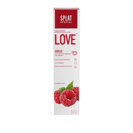 Splat Special Love zubní pasta 75 ml