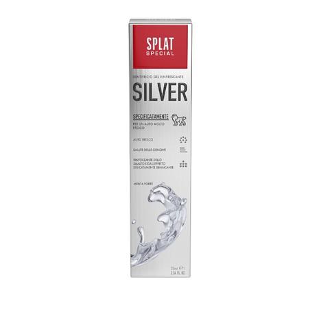 Splat Special Silver zubní pasta 75 ml