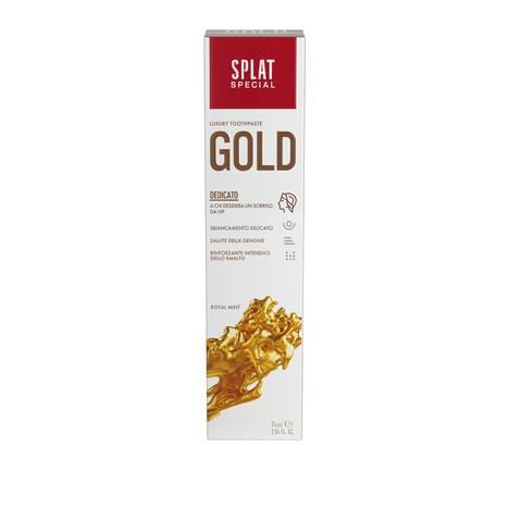 Splat Special Gold zubní pasta 75 ml