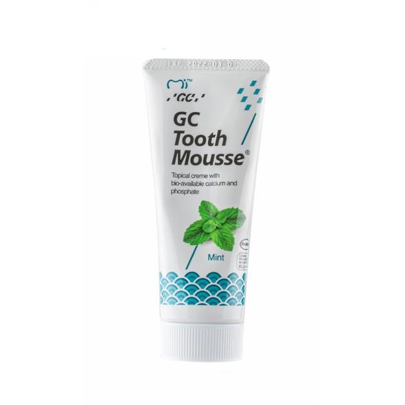 GC Tooth Mousse Máta 35 ml