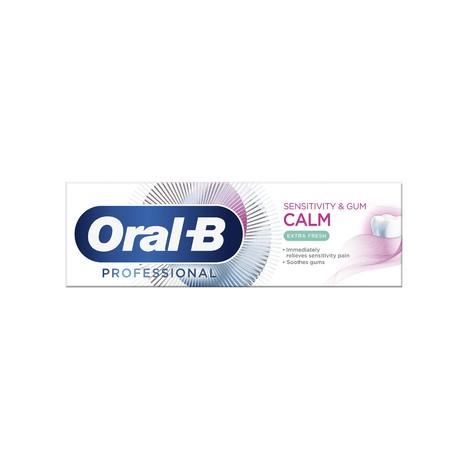 Oral-B Professional Sensitivity & Gum Calm Extra Fresh zubní pasta 75 ml