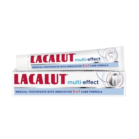 Lacalut Multi-Effect zubní pasta 75 ml